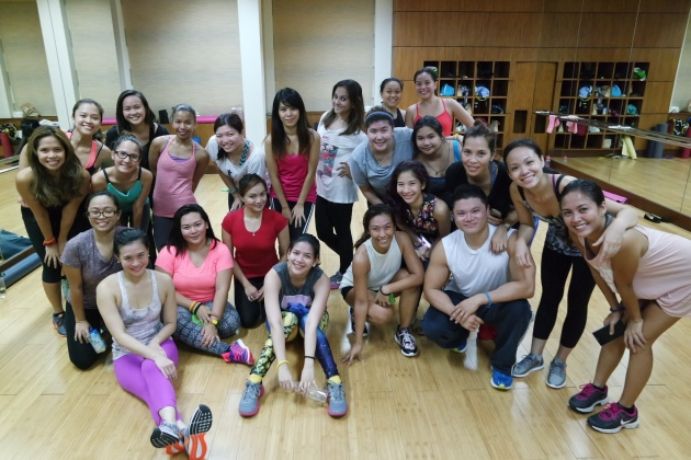 All smiles, all sweat, and all good vibes! Till next time, Ekam Community. Make one. :)