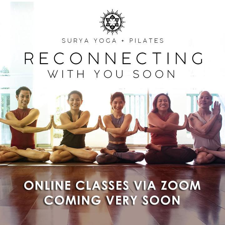 Surya Fitness Yoga GoesOnline